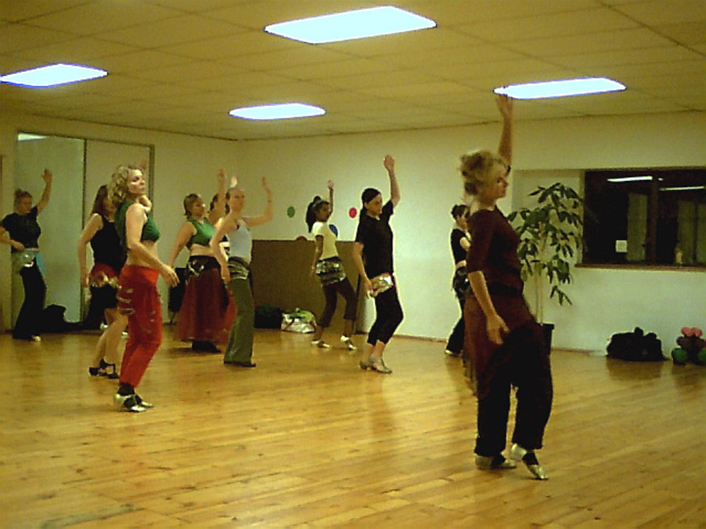 Belly Dancing Workshops with Charlotte Db Bignaut