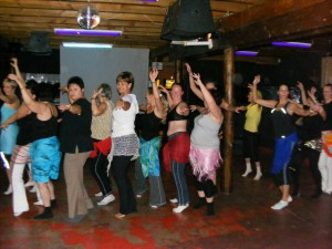 Belly Dancing Events with Charlotte Db Bignaut