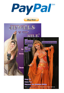 Jewels of the nile training dvd how to belly dance