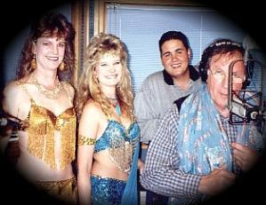 2000 Stephanie Dawes & Charlotte - Radio 702 John Berks